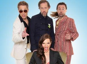 LaLeLu - a capella comedy und die Opernband The Cast