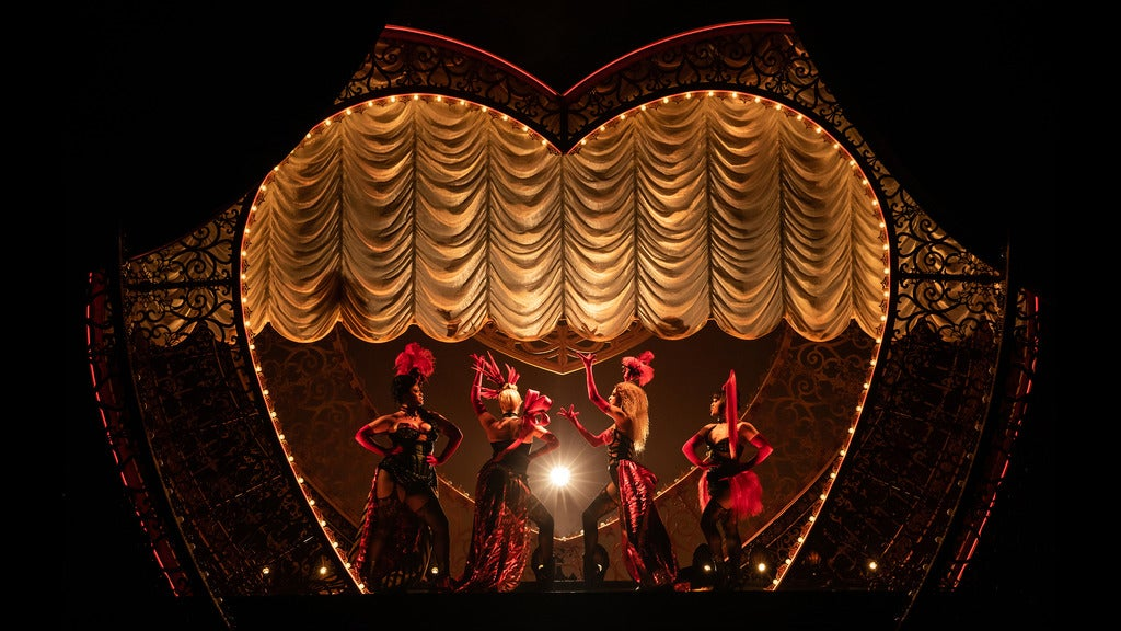 Hotels near Moulin Rouge! The Musical (Australia) Events