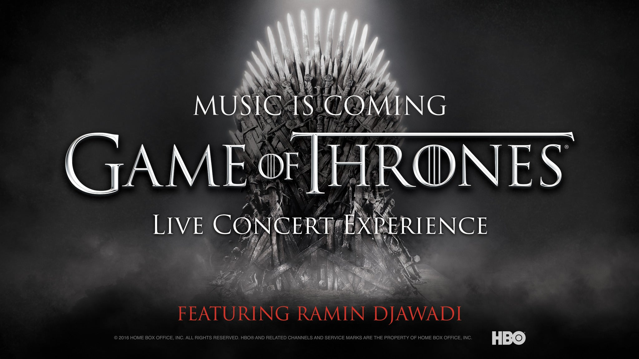 Game of Thrones Live Concert Experience - San Jose, CA 95113