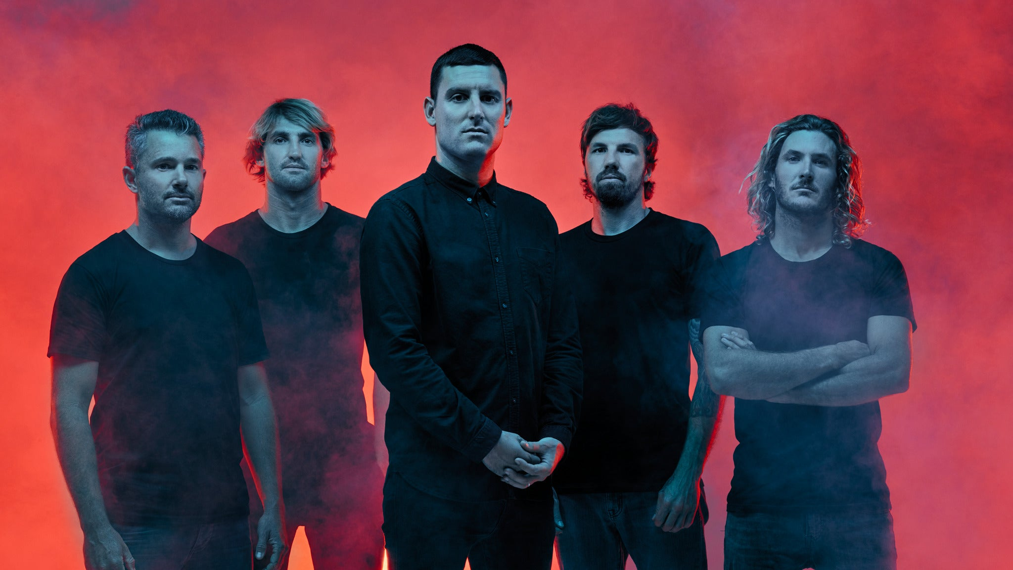 Parkway Drive at El Rey - NM