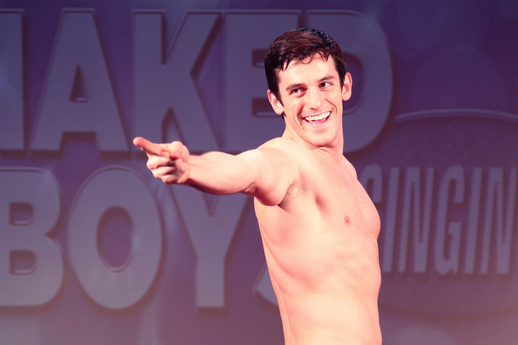 Naked Boys Singing (NY)