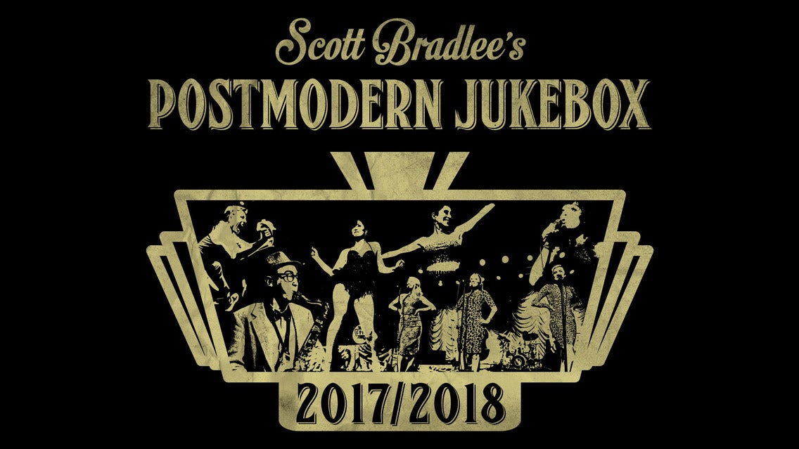 Scott Bradlee's Postmondern Jukebox - Gold Vip Package