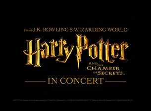Harry Potter and the Chamber Of Secrets in Concert