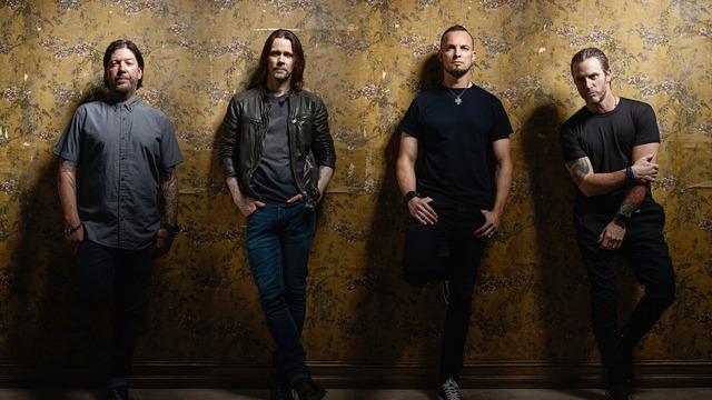 Rock 100.5 Presents Alter Bridge - Walk The Sky Tour