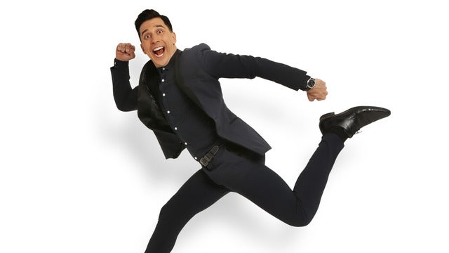 Russell Kane: the Fast and the Curious Seating Plans