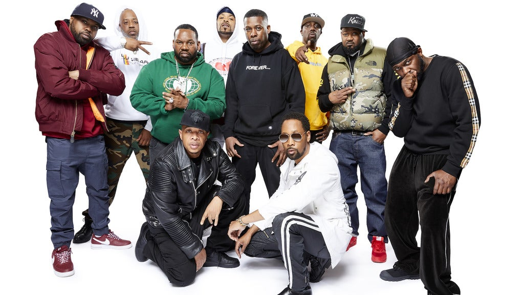 Hotels near Wu-Tang Clan Events