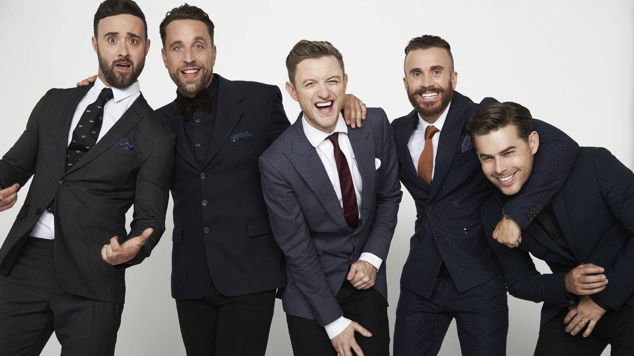 The Overtones Summer Special - Vip