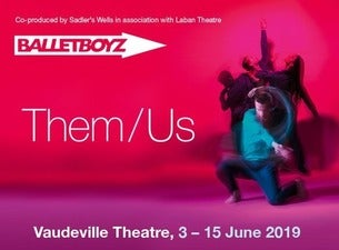 Balletboyz – Deluxe Event Title Pic