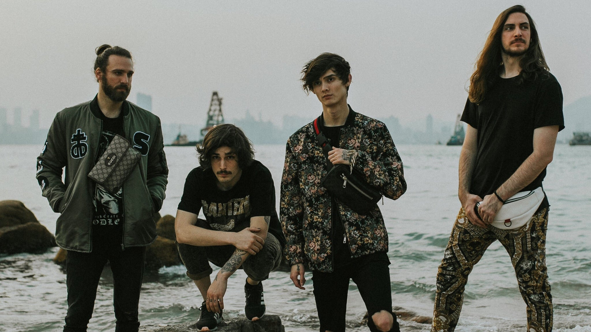Polyphia at Strummer's