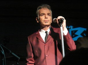Billy Bob Thornton w/ The Boxer Rebellion
