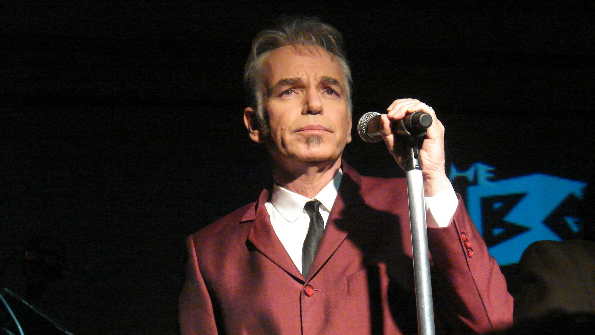 Billy Bob Thornton w/ The Boxmasters
