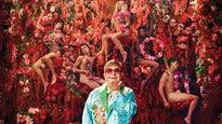 Elton John - Official Platinum Tickets Seating Plans
