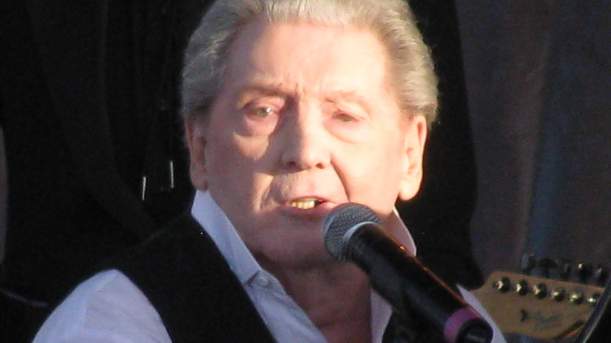 Jerry Lee Lewis at Mountain Winery