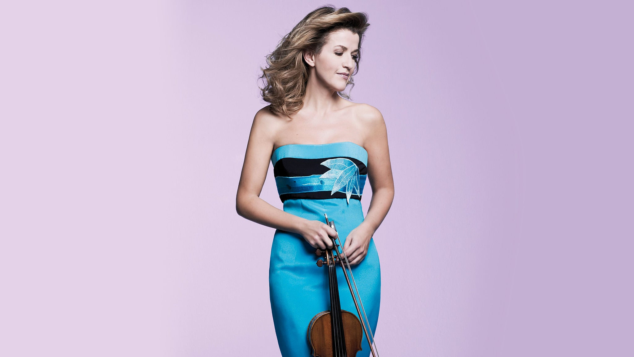 Anne-Sophie Mutter at Weill Hall at Sonoma State University