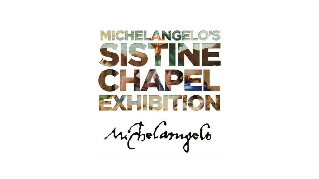 Hotels near Michelangelo?s Sistine Chapel Exhibition Events
