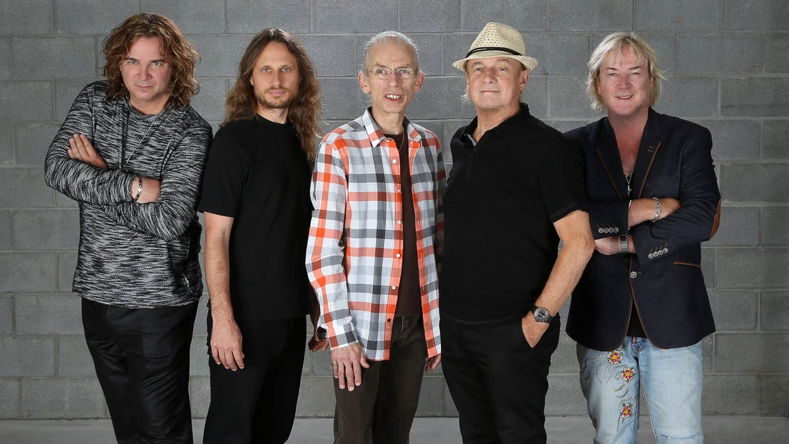 YES with special guest Todd Rundgren