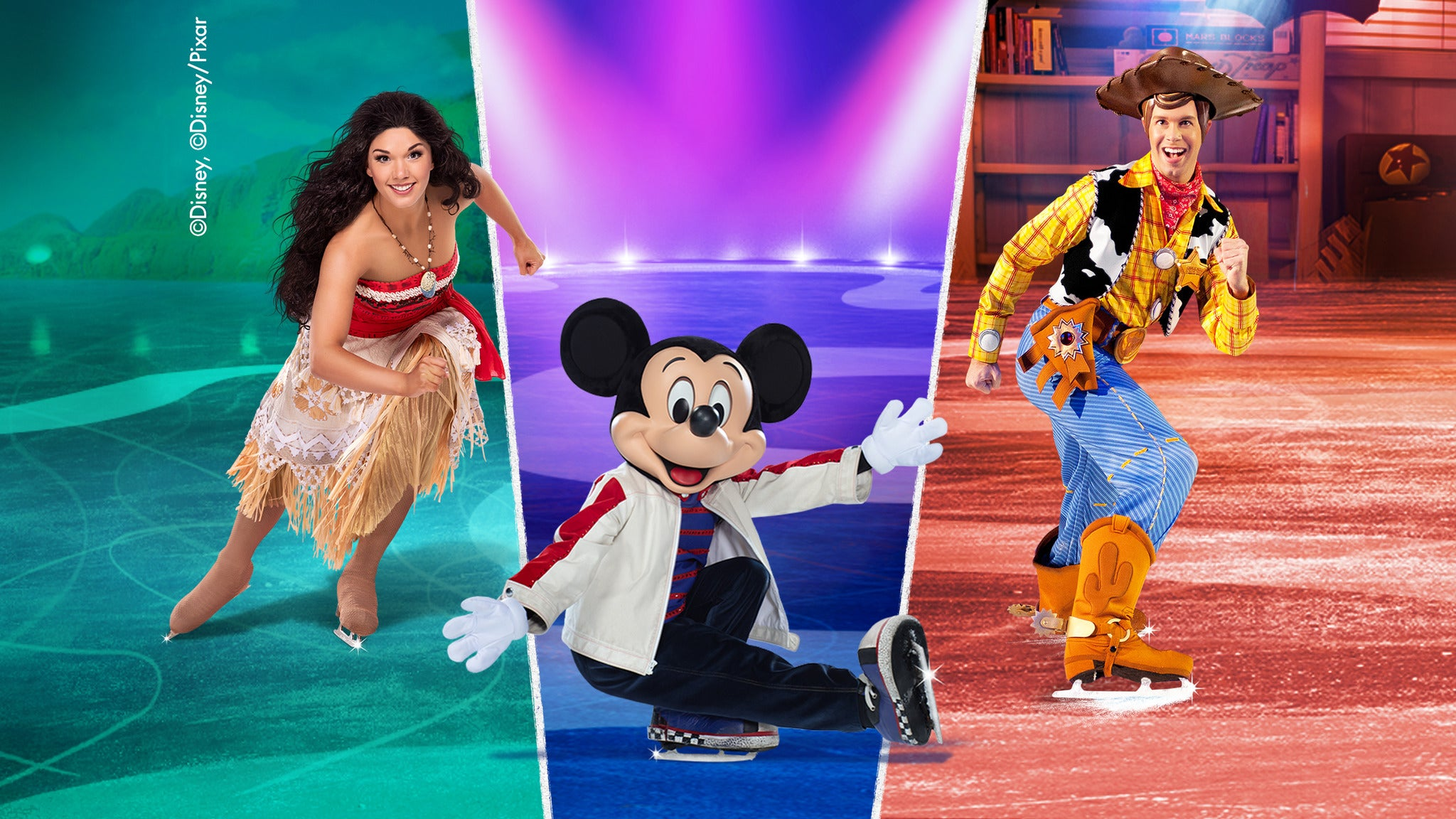 Disney On Ice: Road Trip Adventures
