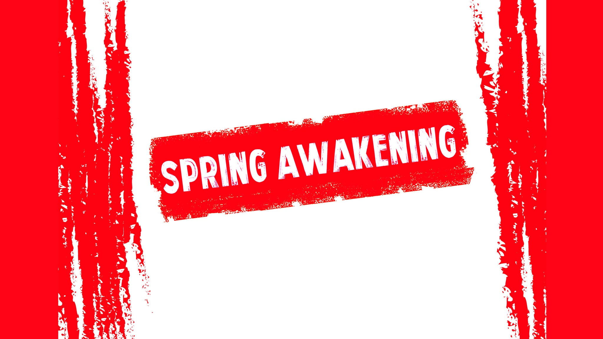 Spring Awakening at Macgowan Hall Little Theater
