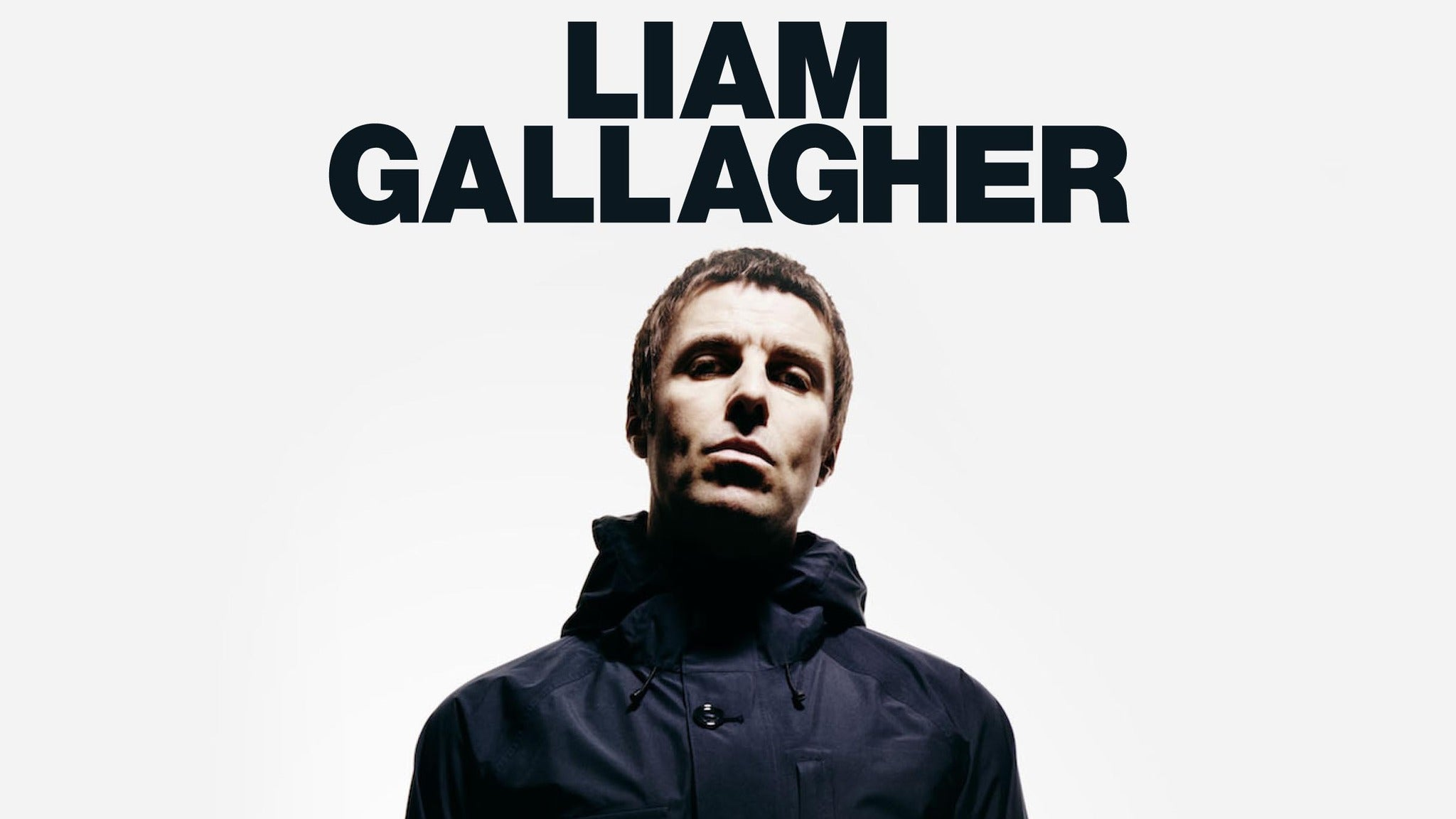 Liam Gallagher and Richard Ashcroft at The Masonic