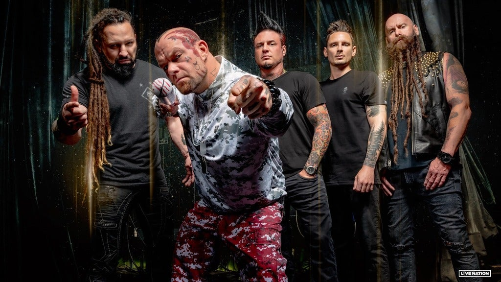 Hotels near Five Finger Death Punch Events