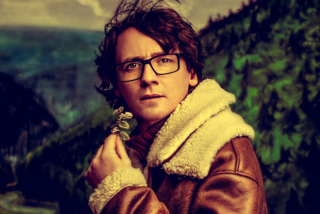 Ed Byrne: If I'm Honest... The Lowry Seating Plan