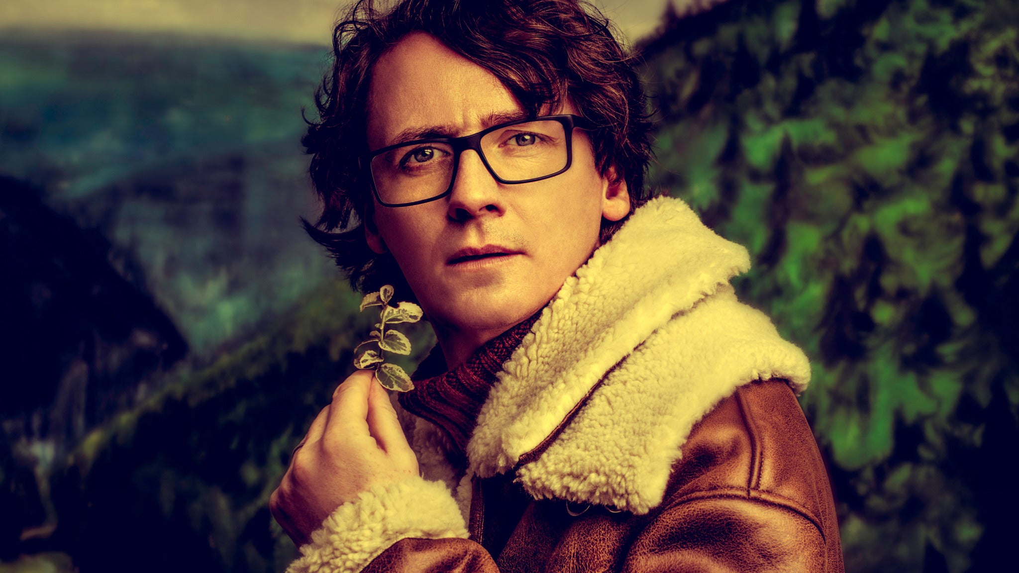 Ed Byrne tickets (Copyright © Ticketmaster)