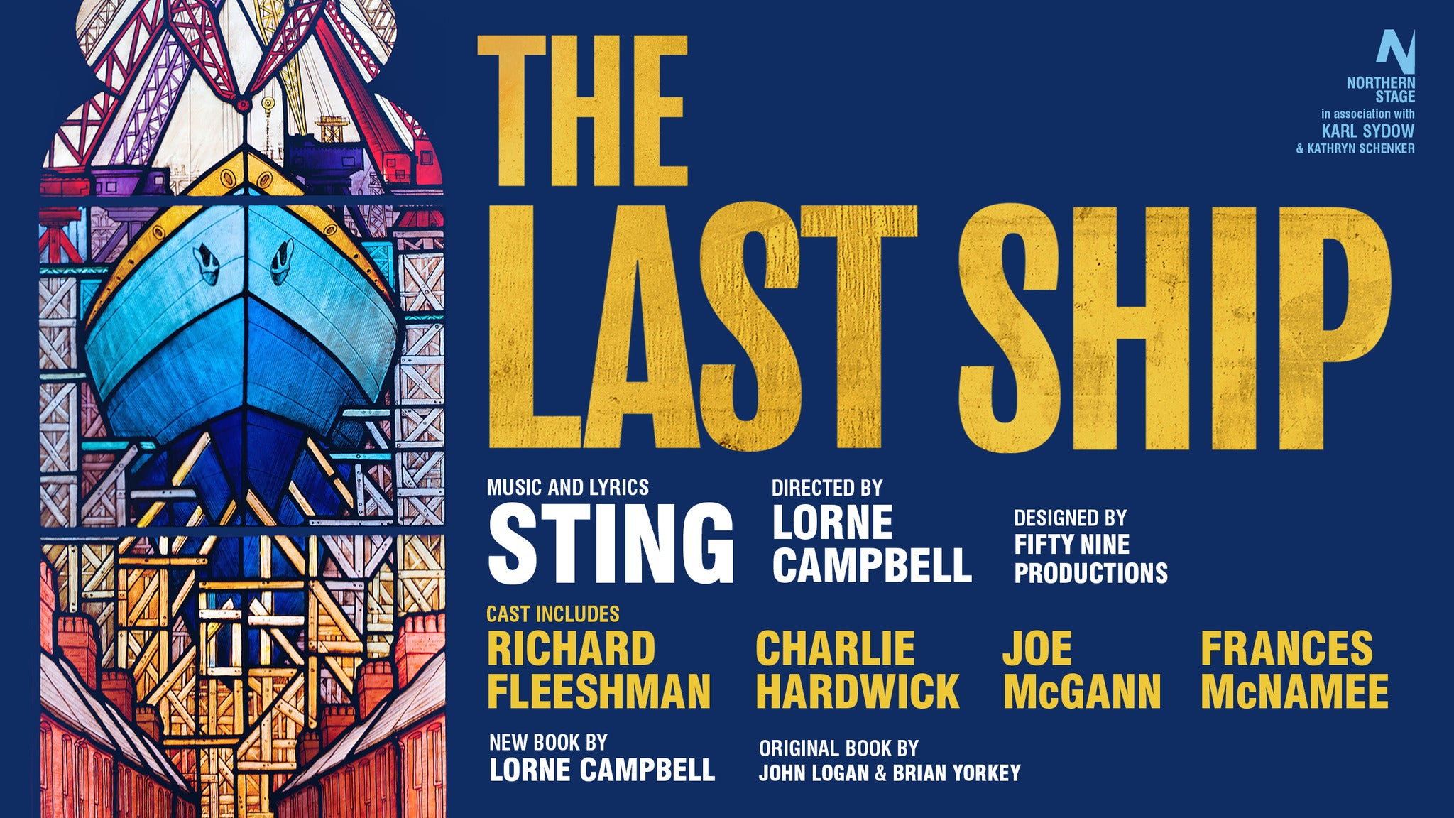 The Last Ship at Golden Gate Theater