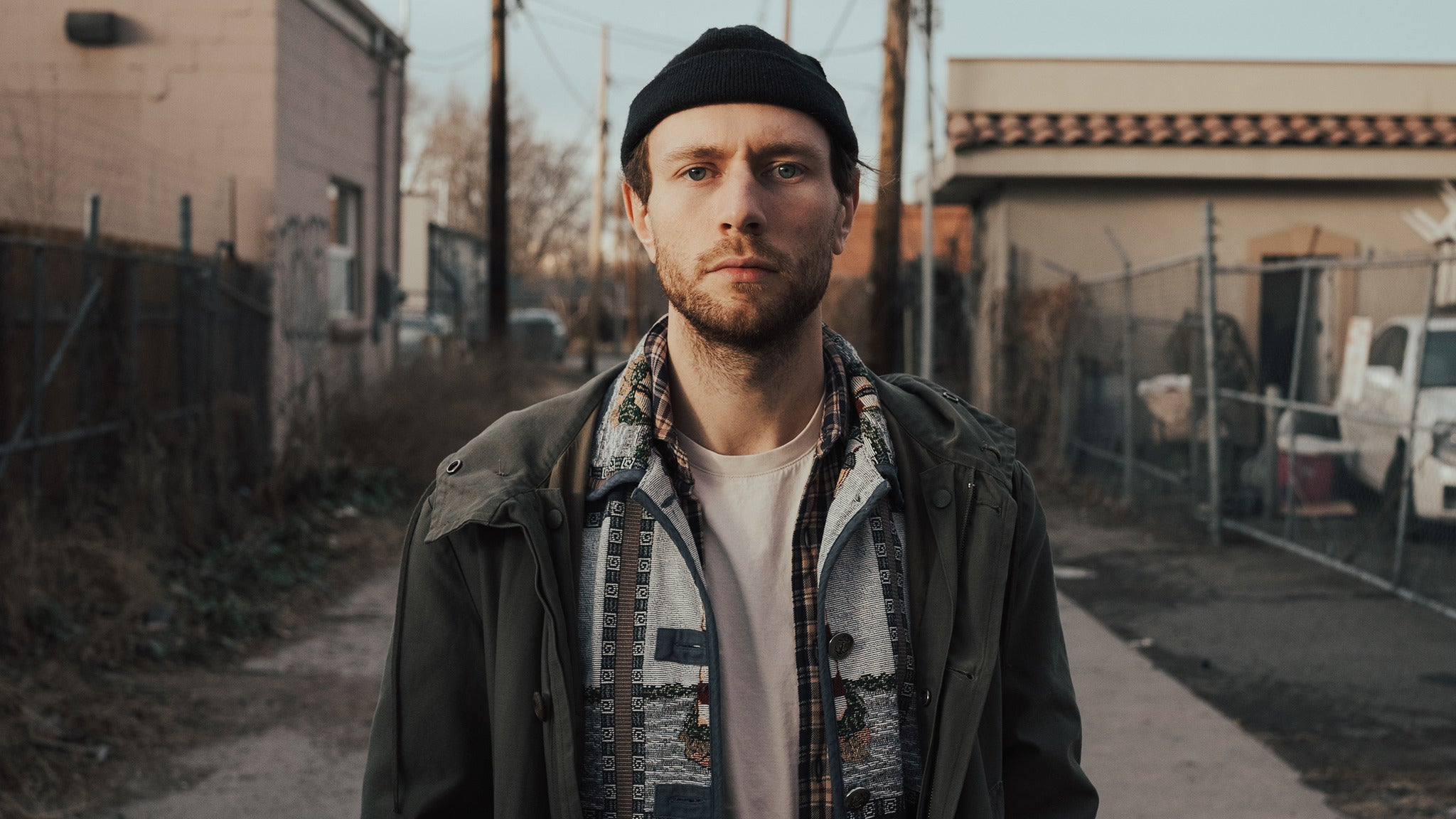 Novo Amor tickets (Copyright © Ticketmaster)