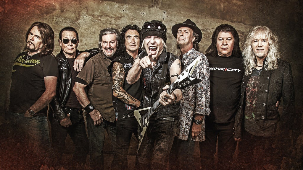 Hotels near Michael Schenker Events