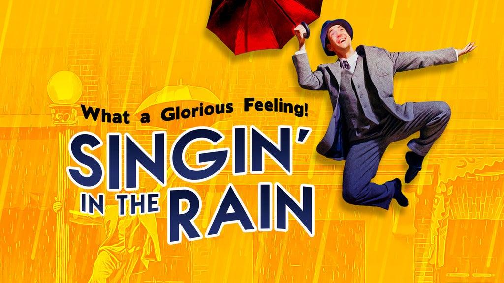 Hotels near Singin' In The Rain Events