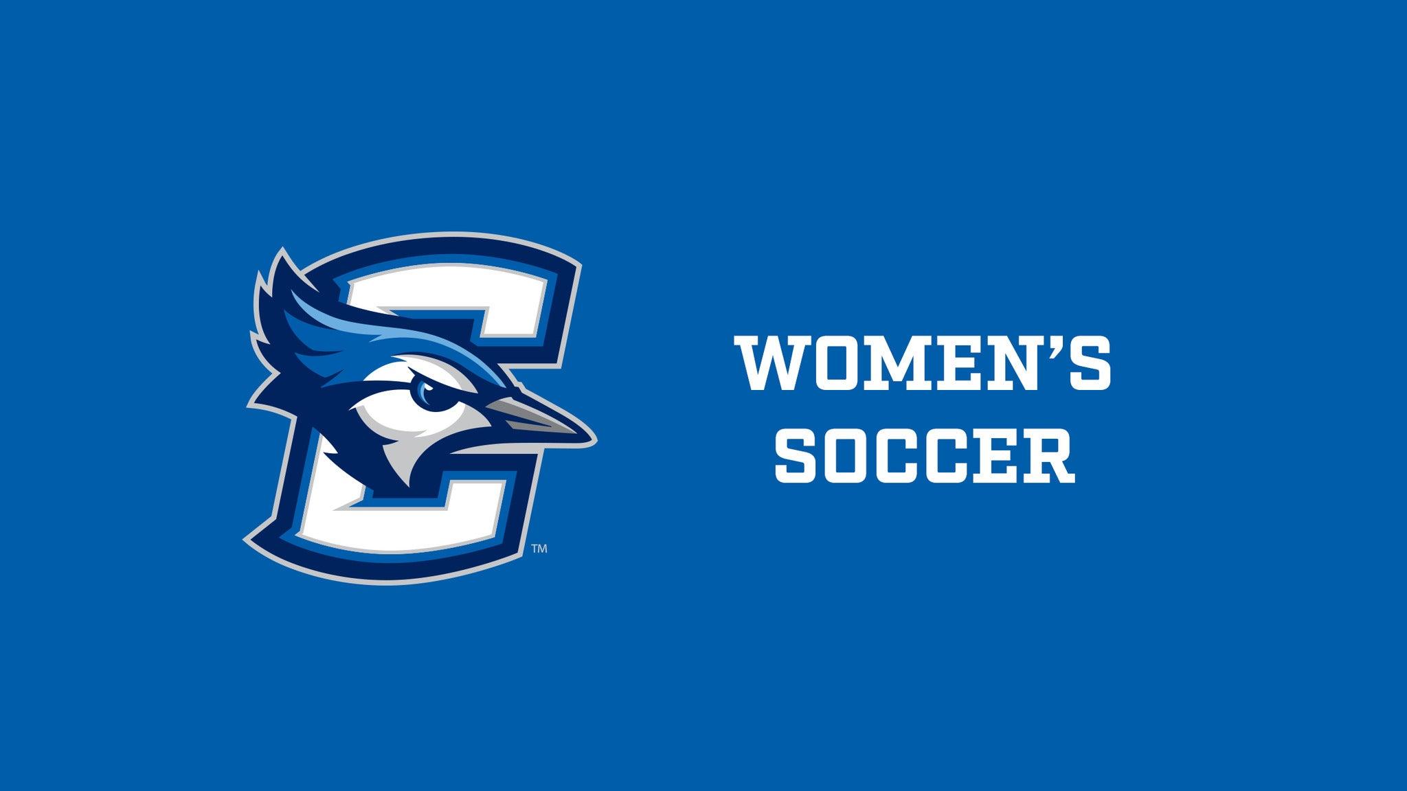 Creighton Bluejays Womens Soccer vs. Providence College Women's Soccer