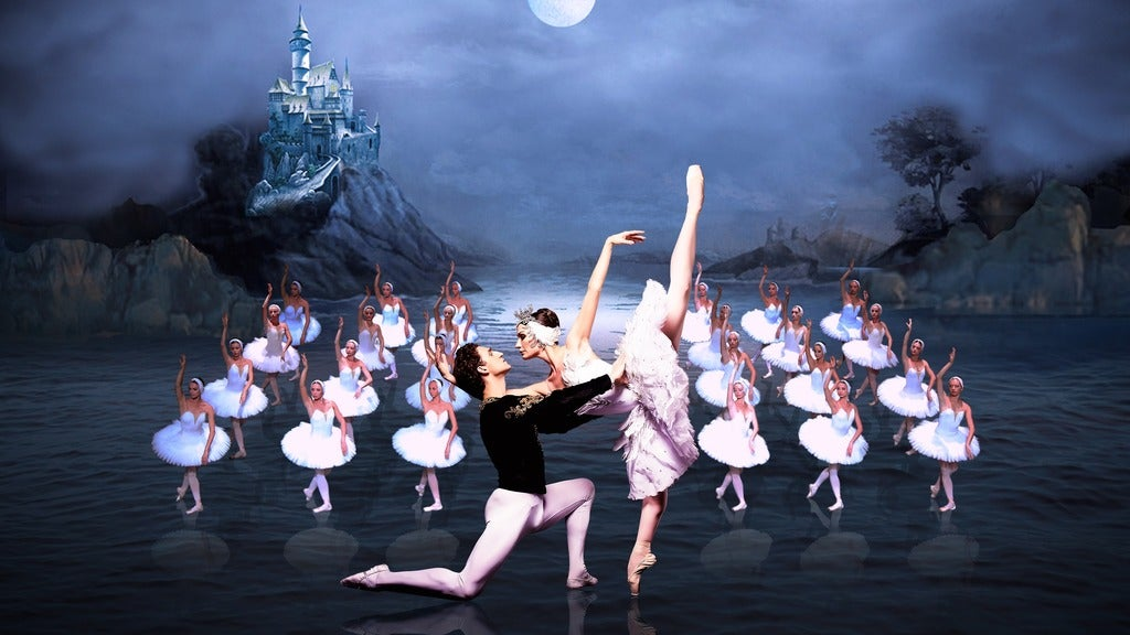 Hotels near Swan Lake - Russian State Ballet of Siberia Events