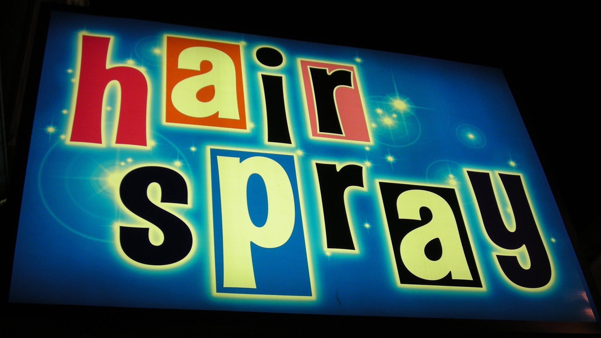 Hairspray at California Theatre of the Performing Arts