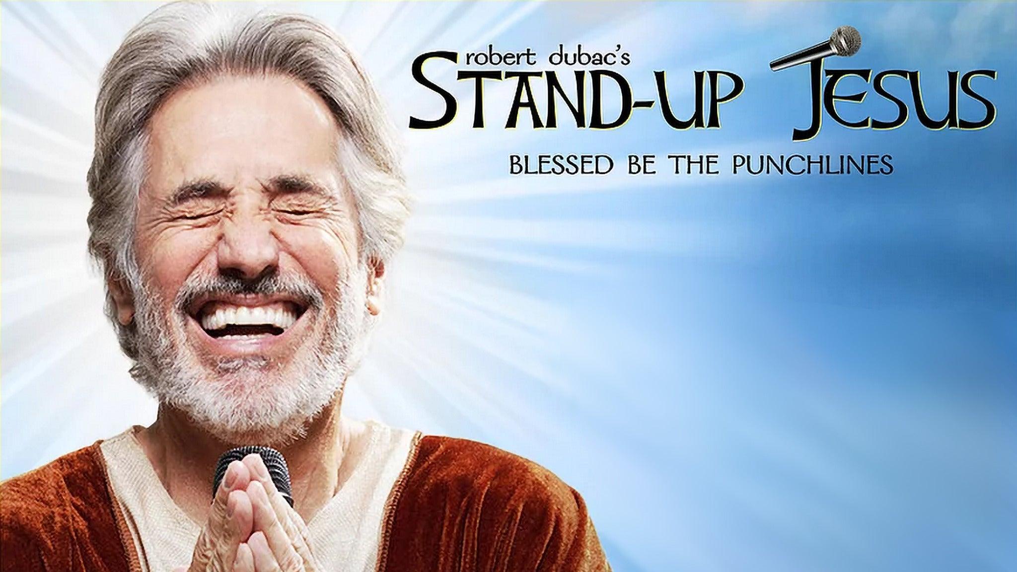Robert Dubac's Stand-up Jesus