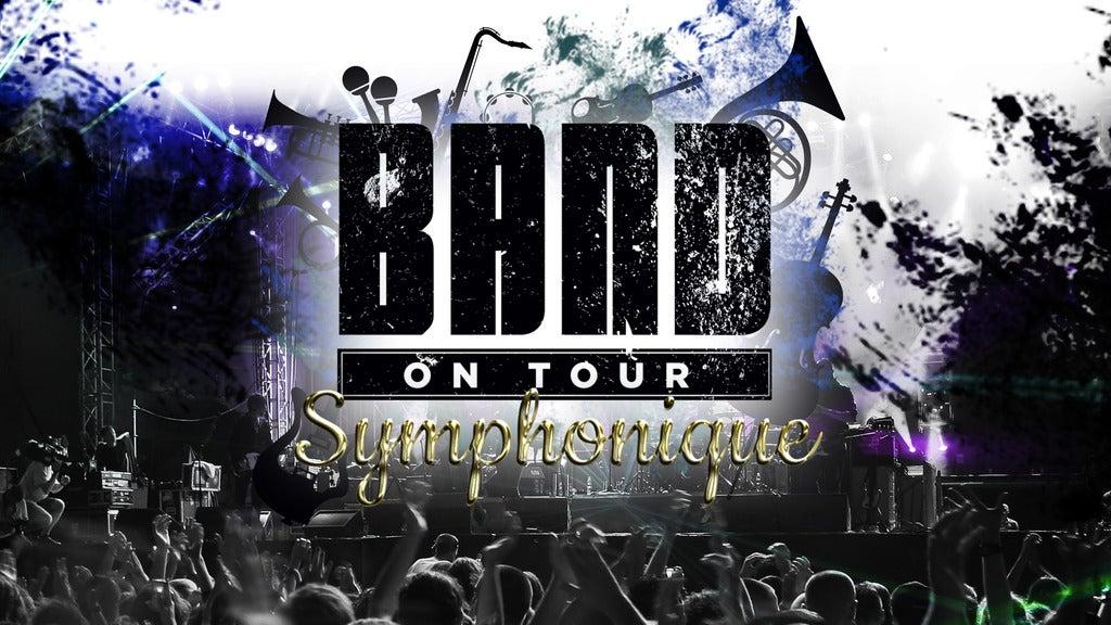 Hotels near Band On Tour Symphonique Events
