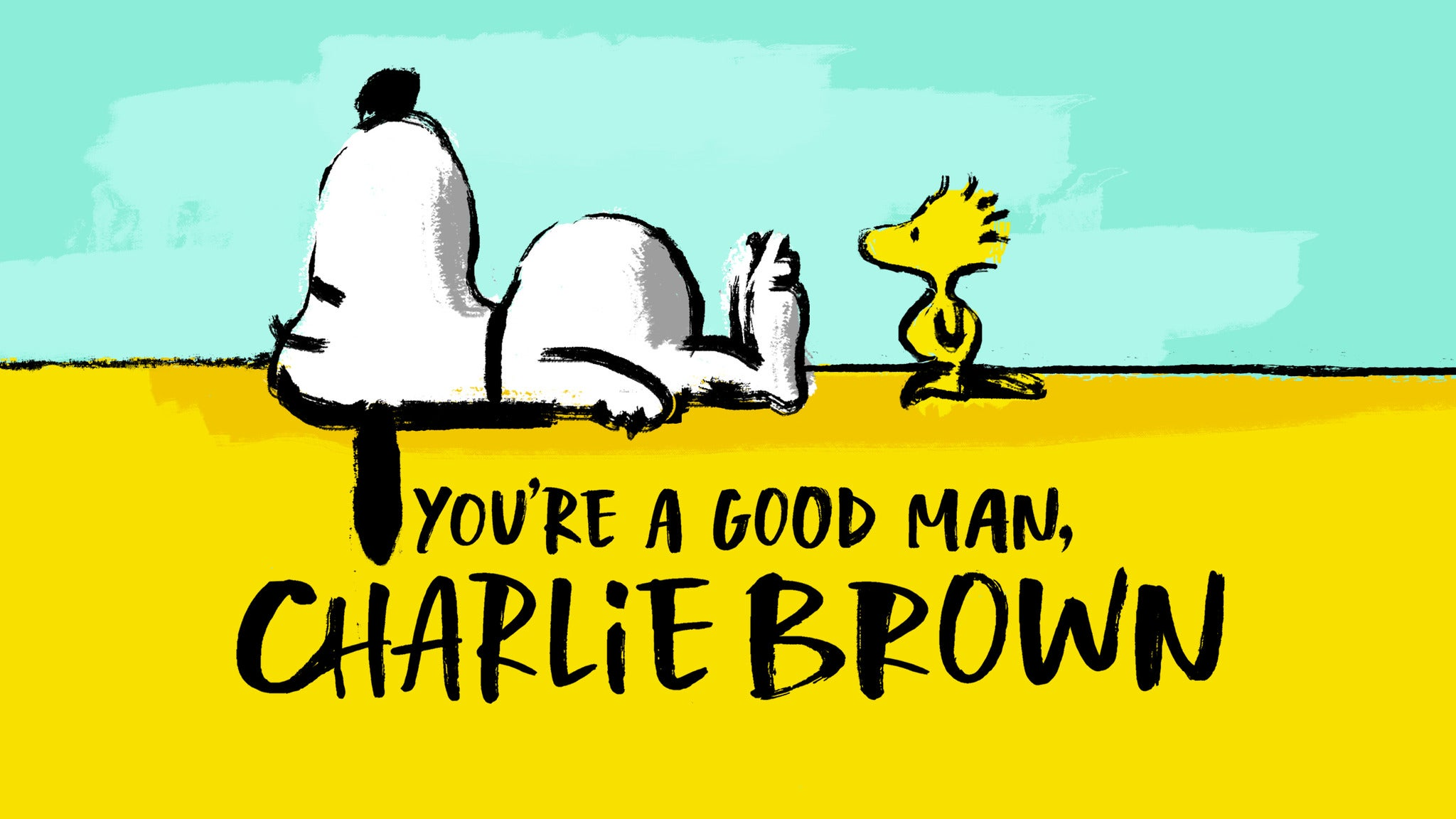 Drury Lane Theatre Presents You're A Good Man, Charlie Brown
