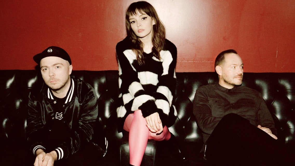 CHVRCHES event details