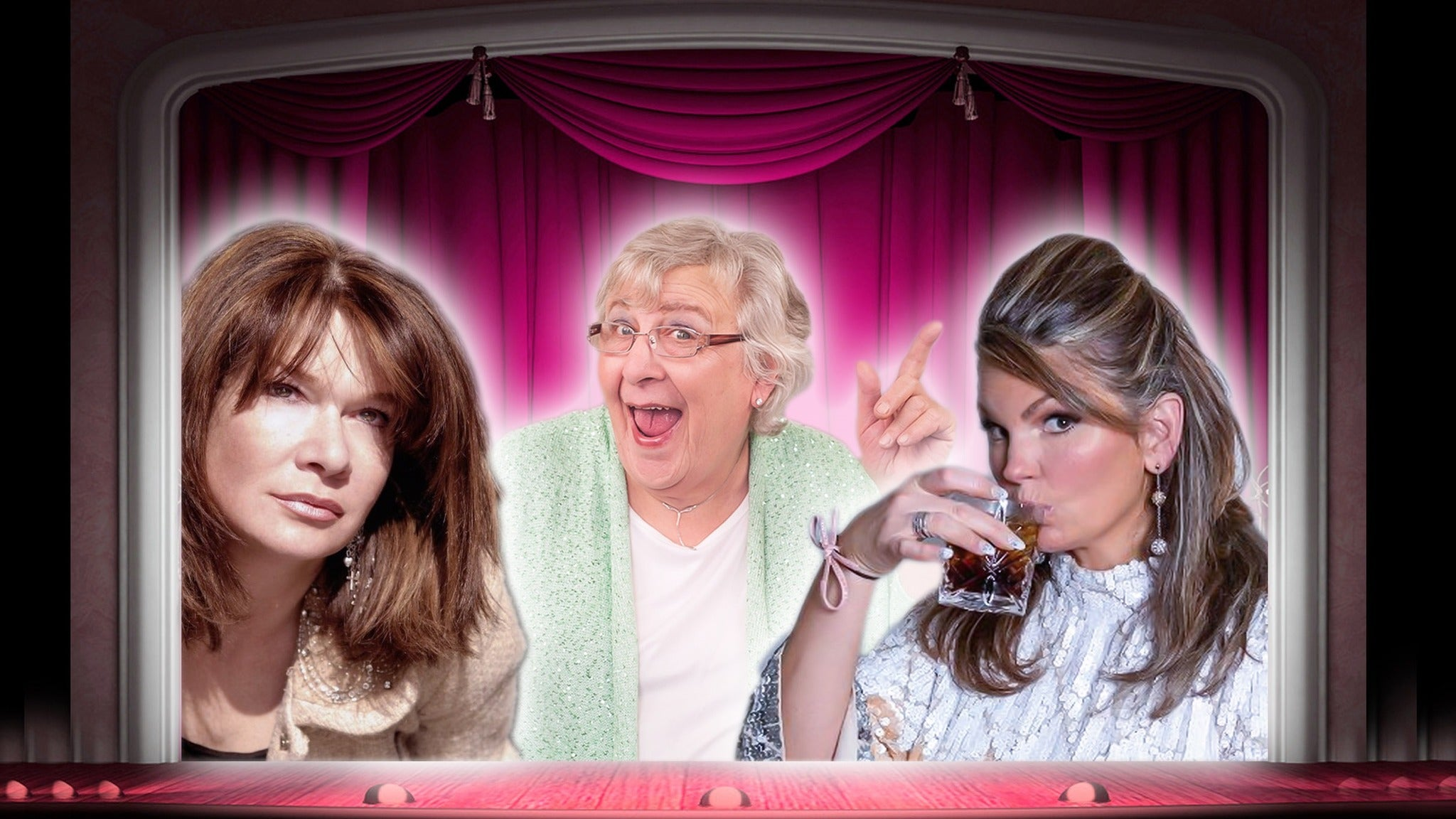 Three Hysterical Broads...Off their Medication