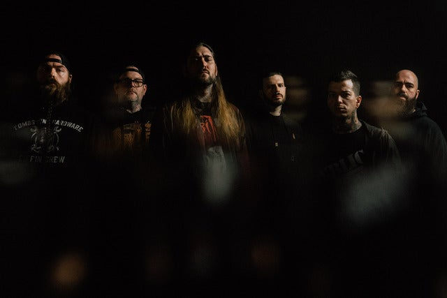 Fit For An Autopsy with special guests at Brick by Brick