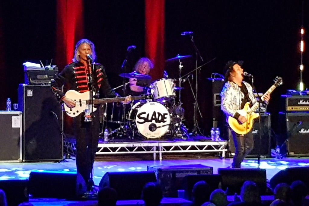 Slade - the Rockin' Home for Christmas Tour 2019