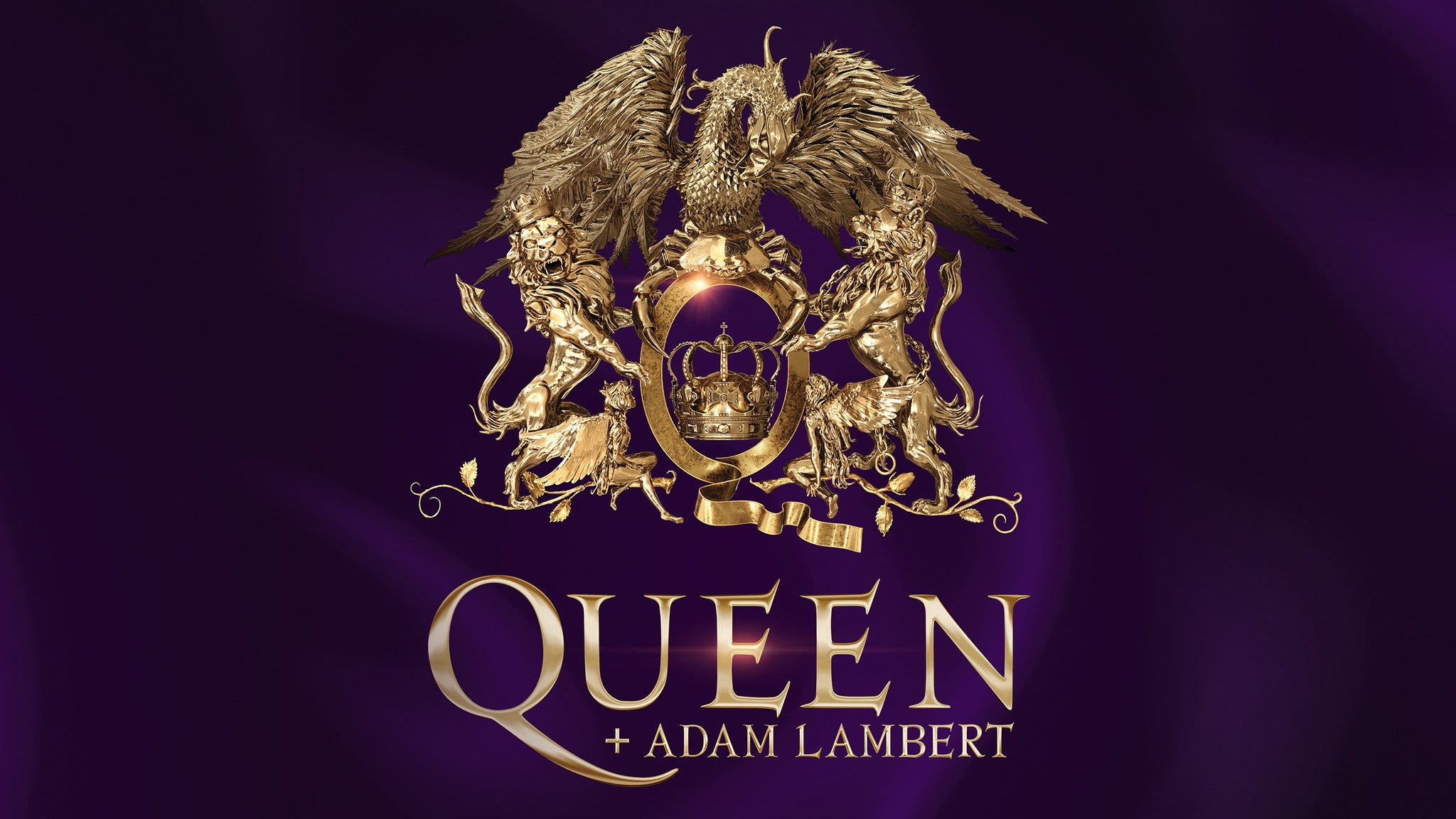 Queen + Adam Lambert: The Rhapsody Tour at Amalie Arena