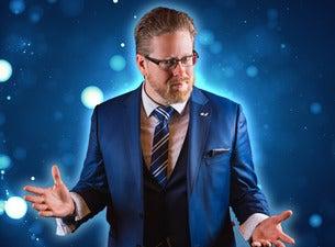 The Comedy & Magic of Jon Armstrong