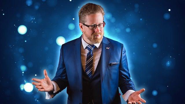Magic Fusion Starring Jon Armstrong