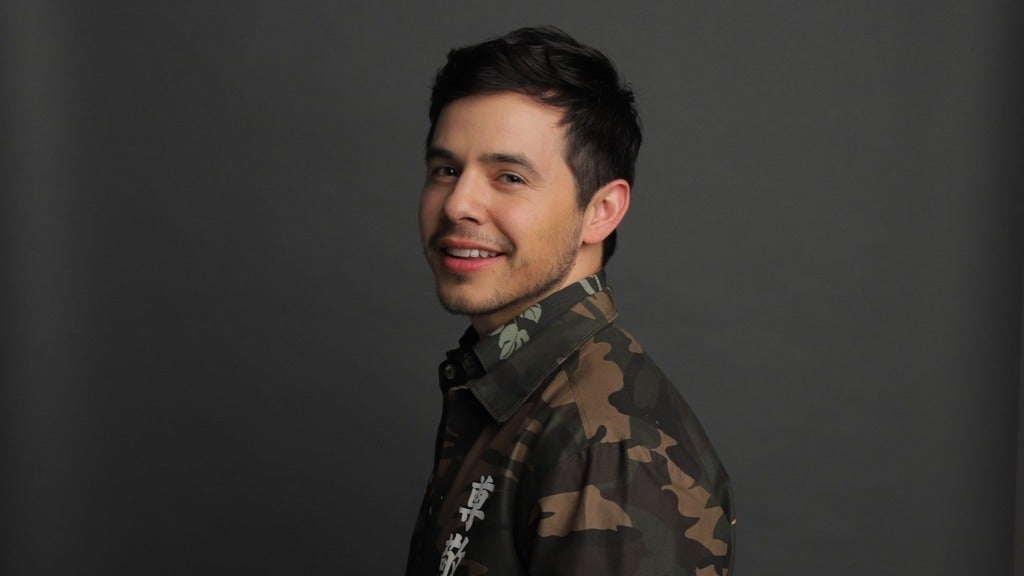 Hotels near David Archuleta Events