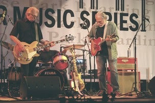 Electric Hot Tuna and David Bromberg Quintet