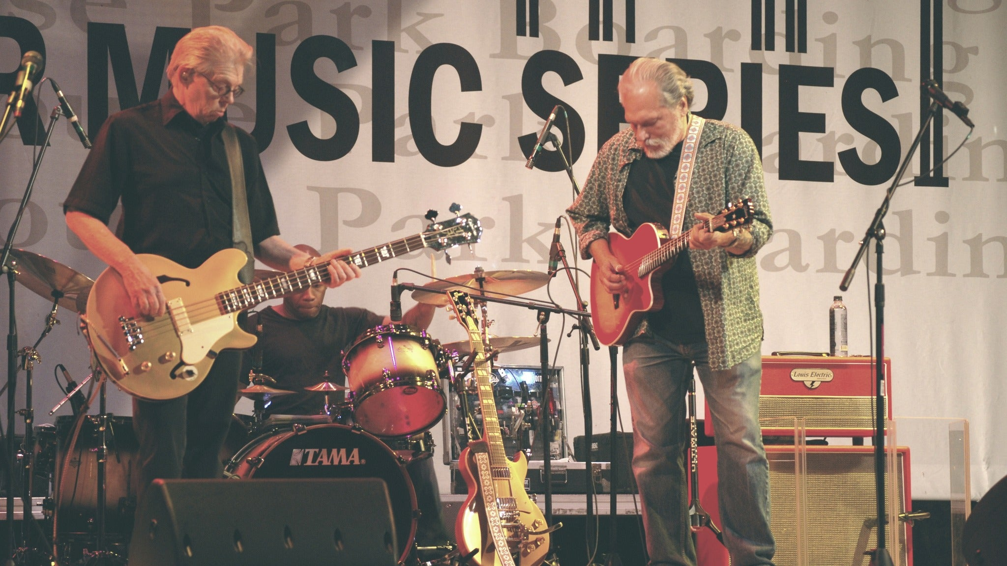 Electric Hot Tuna w/ Dave Mason at The Sherman Theater - PA