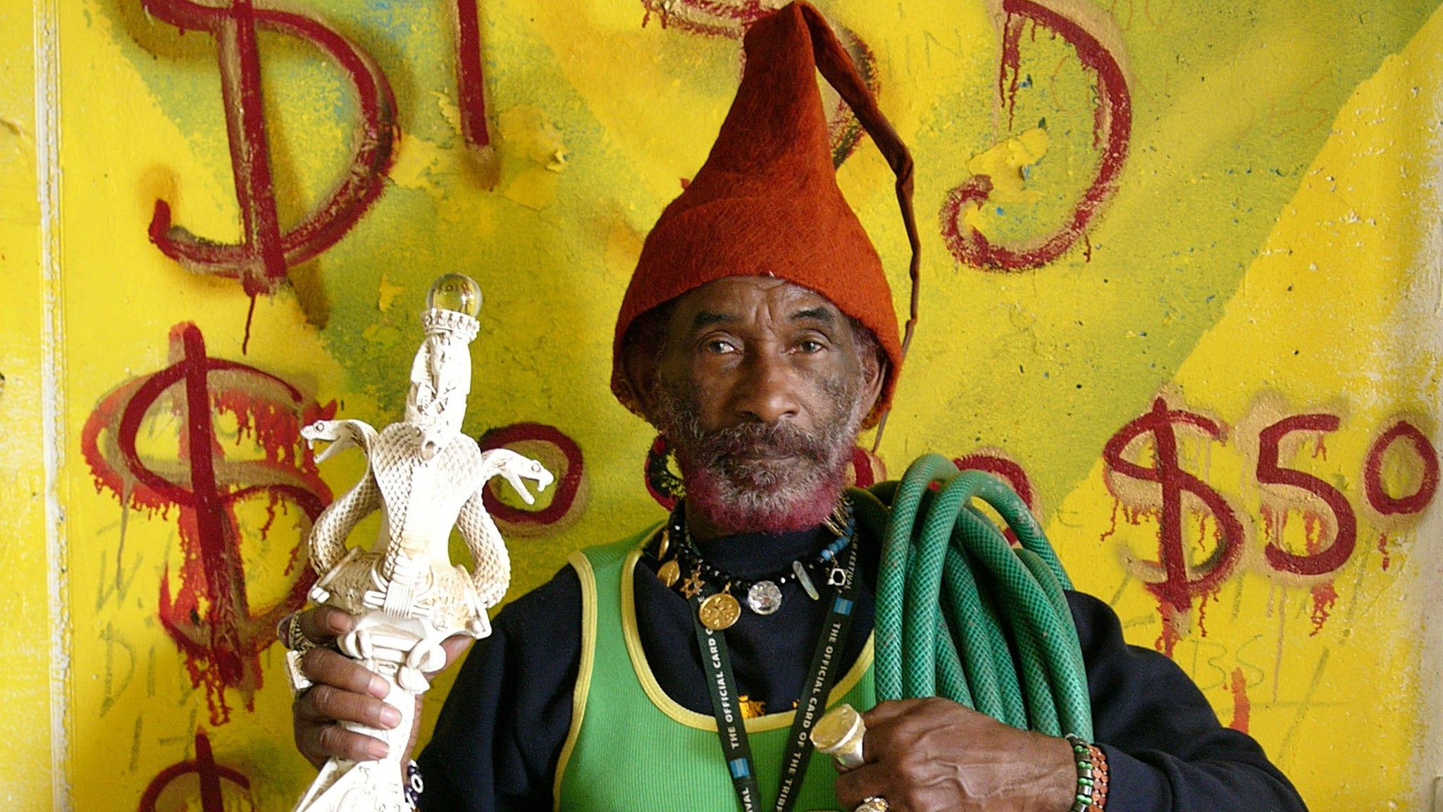 Lee Scratch Perry at State Theatre