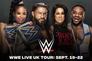 WWE Live Motorpoint Arena Cardiff Seating Plan