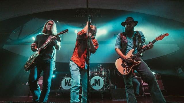 Whiskey Myers - Die Rockin' Tour