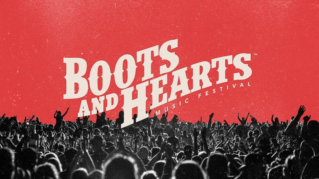 Hotels near Boots and Hearts Music Festival Events